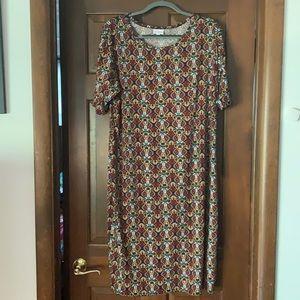 LuLaRoe women's dress Size 3X